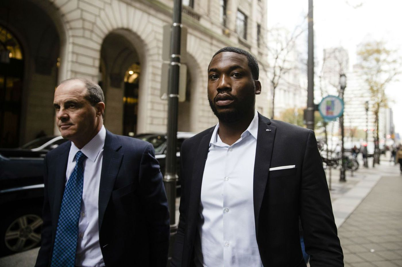 Meek Mill becomes Pa. Inmate ND8400