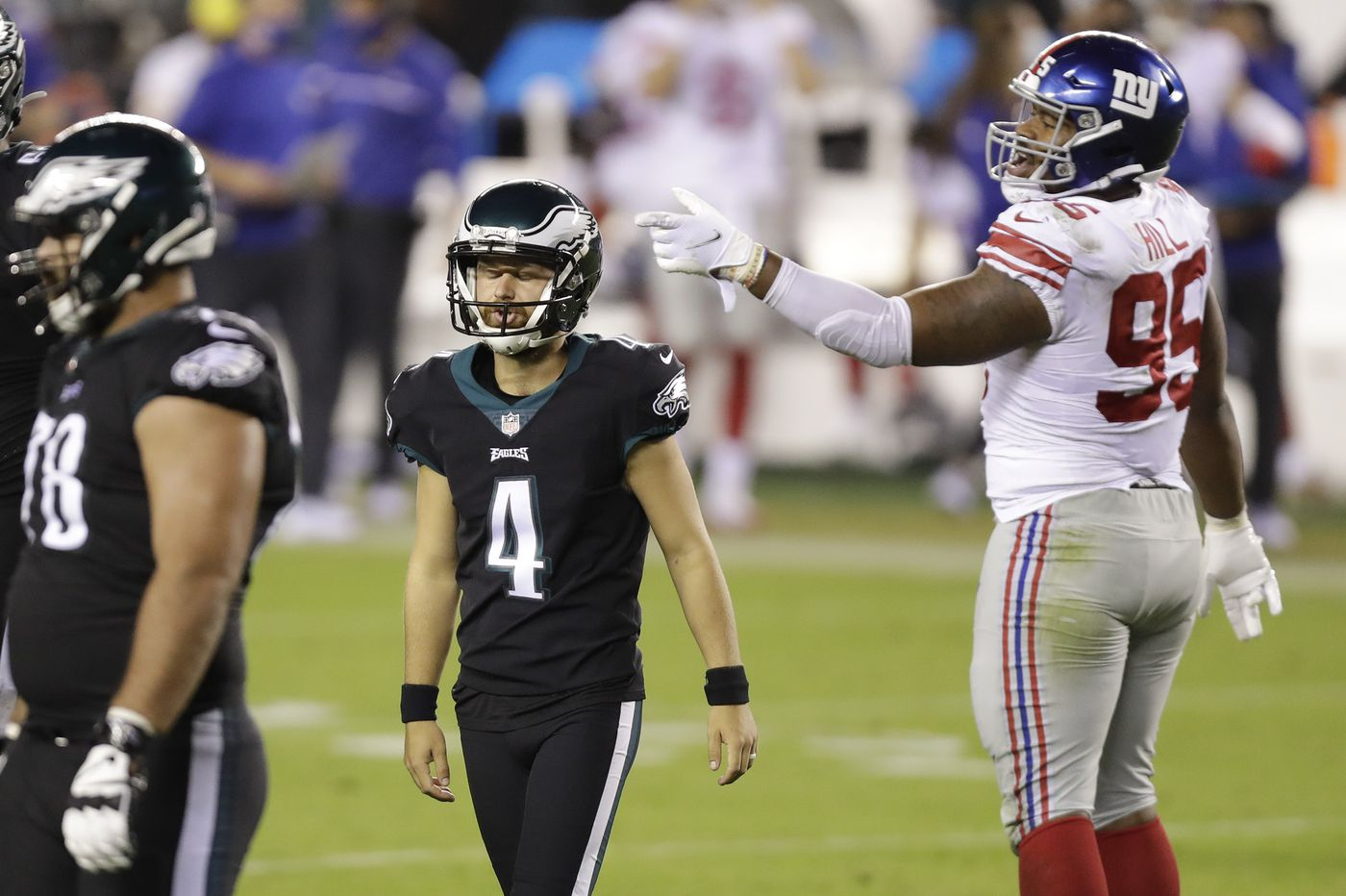 Is it time for the Eagles to start worrying about Jake Elliott?   Mike Sielski