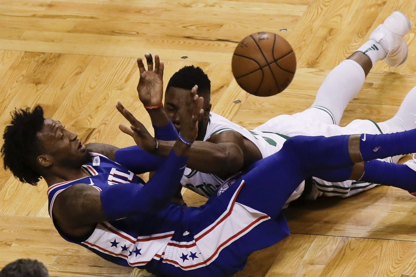 Robert Covington's struggles cost the Sixers against Celtics in NBA playoffs elimination | Marcus Hayes