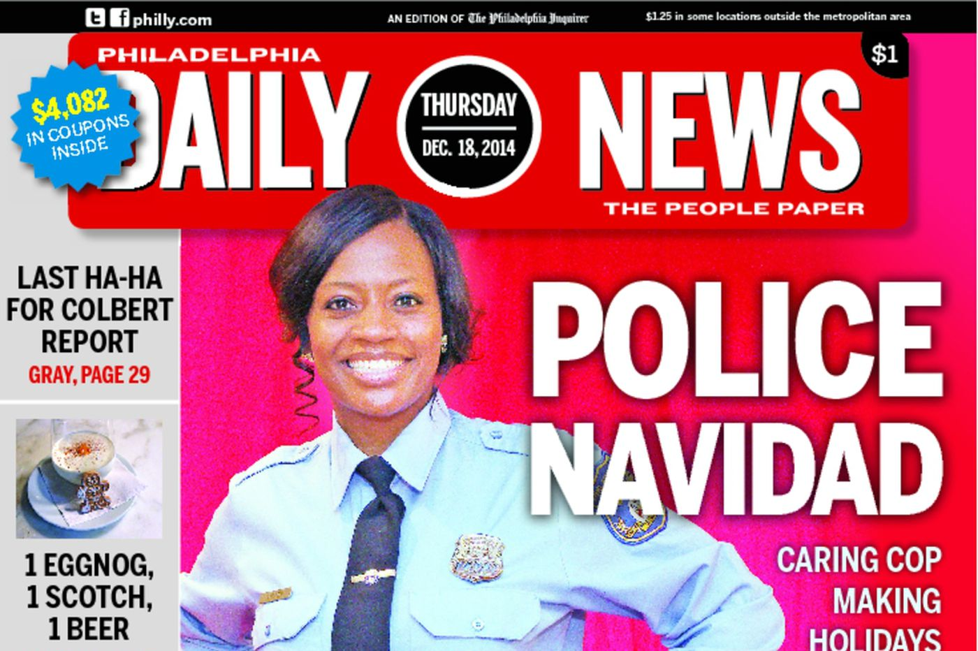 Dailynews Monthly Covers 12/18/14