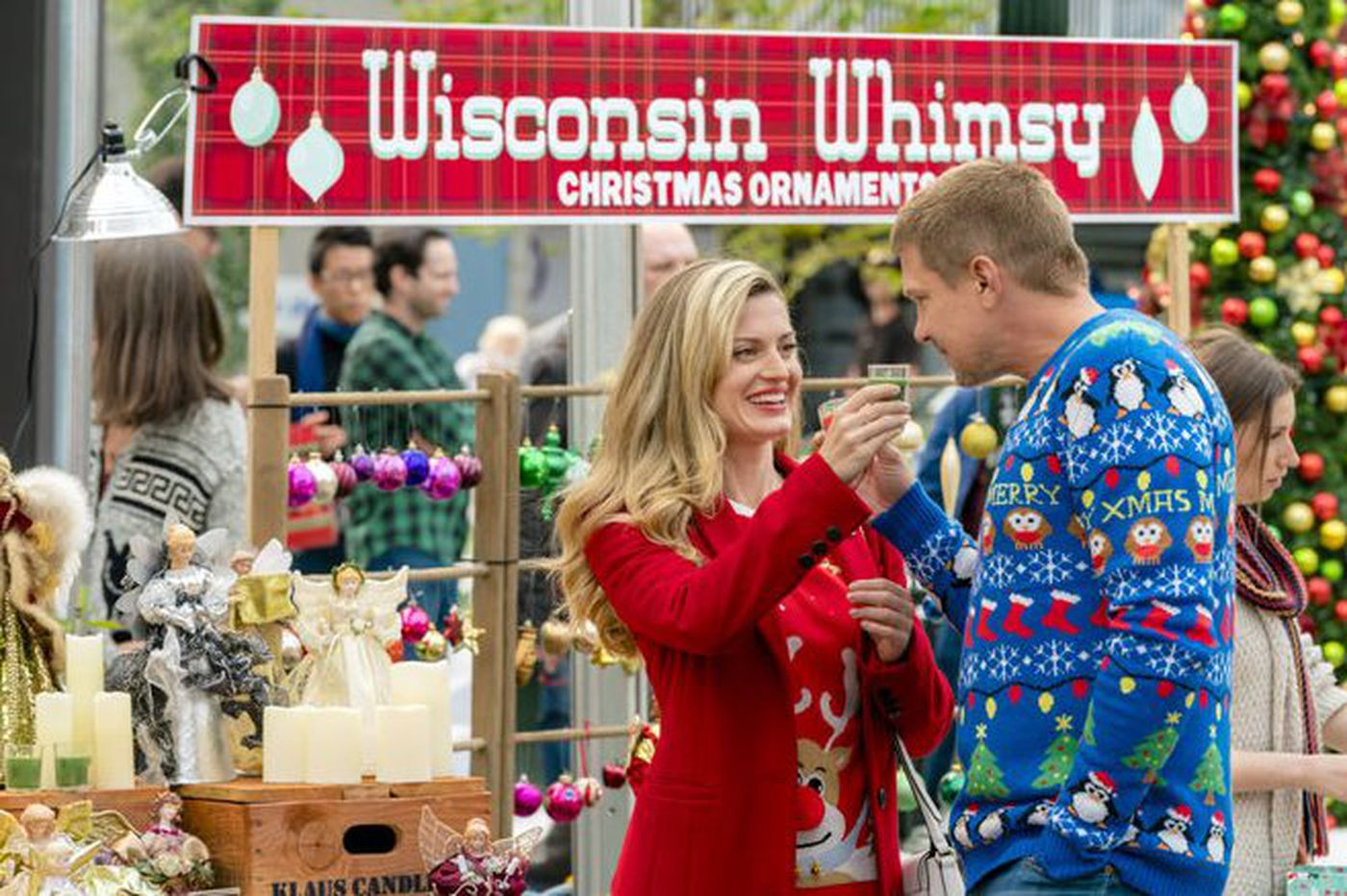Coming out - as a Hallmark Christmas movie lover