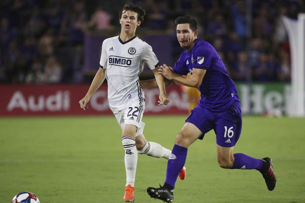 Kacper Przybylko's goals lead Union to first ever win at Orlando City, 3-1