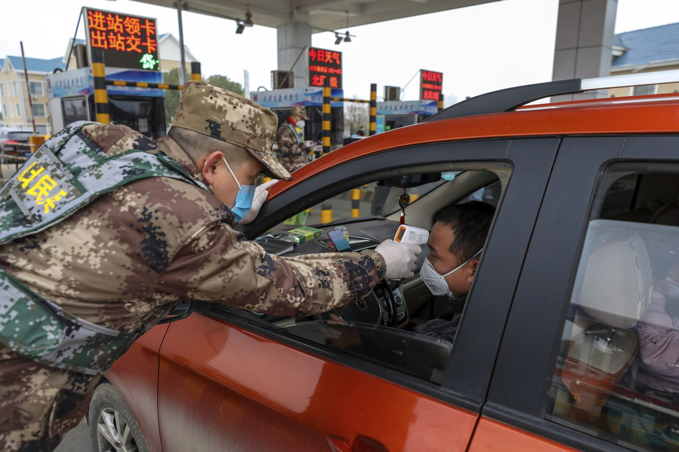 Travel ban halts flights between Wuhan and U.S., as airports prepare to screen passengers for coronavirus