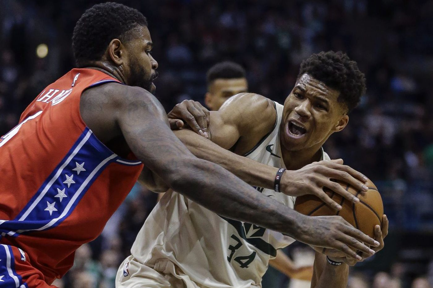 Awful three-point shooting dooms Sixers in Milwaukee