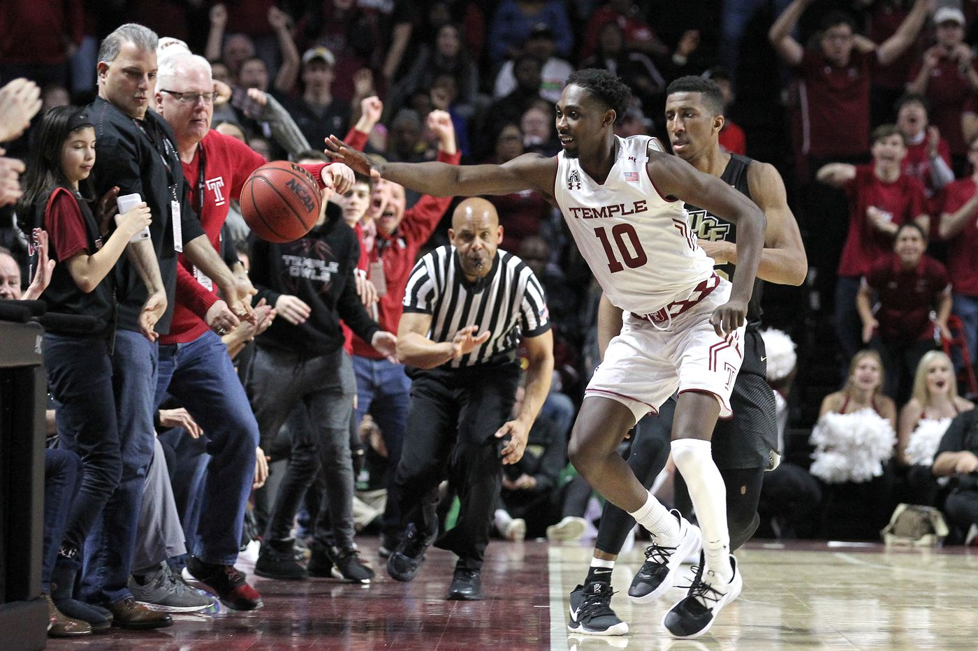 AAC tournament: Temple will play the winner of Wichita State-East Carolina in quarterfinal