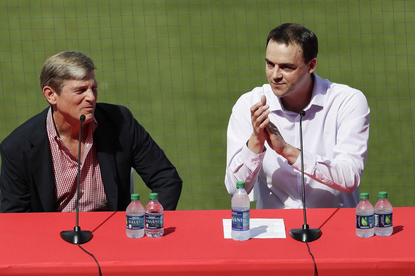 Phillies source believes GM Matt Klentak will return. Still no word from owner John Middleton.   Bob Brookover