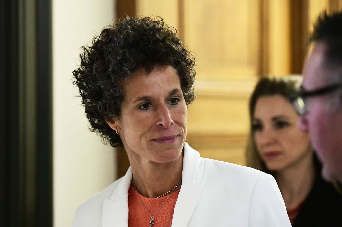 Bill Cosby's lawyer tries to rattle Andrea Constand, as she takes the stand 'for justice'