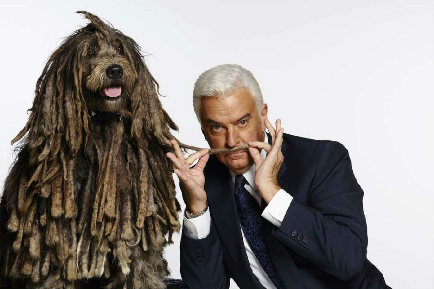 National Dog Show host John O'Hurley will greet fans at a Norristown theater, too