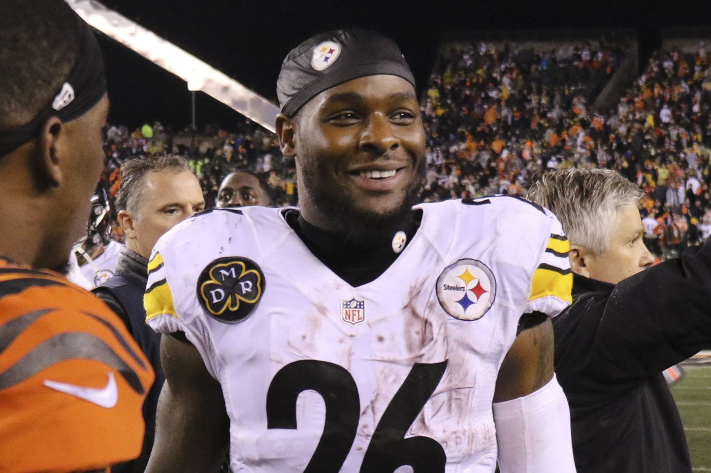 Le'Veon Bell expects Eagles to be interested in him in free agency