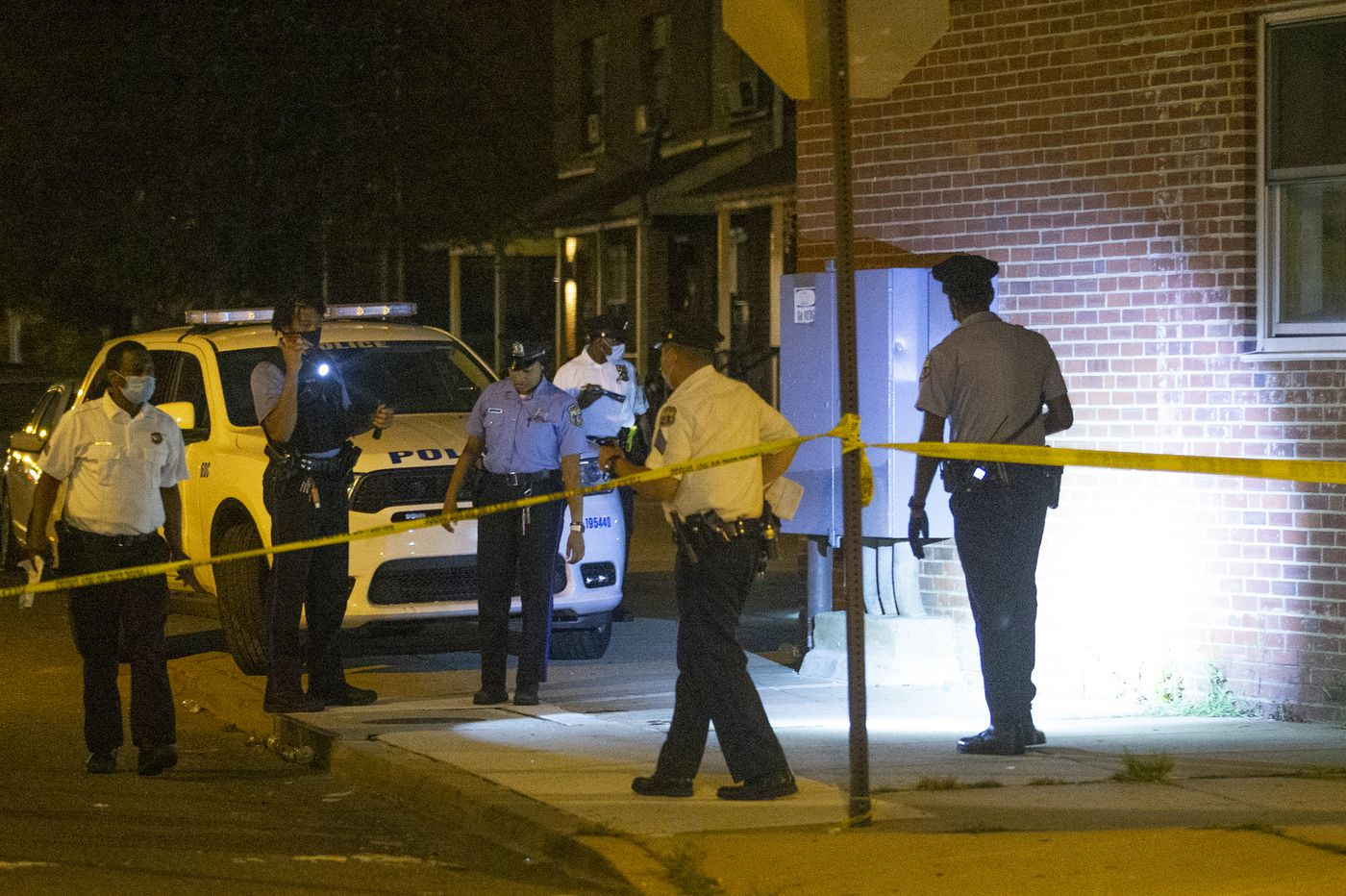 Philly again tops 20 shooting victims in another weekend of gun violence