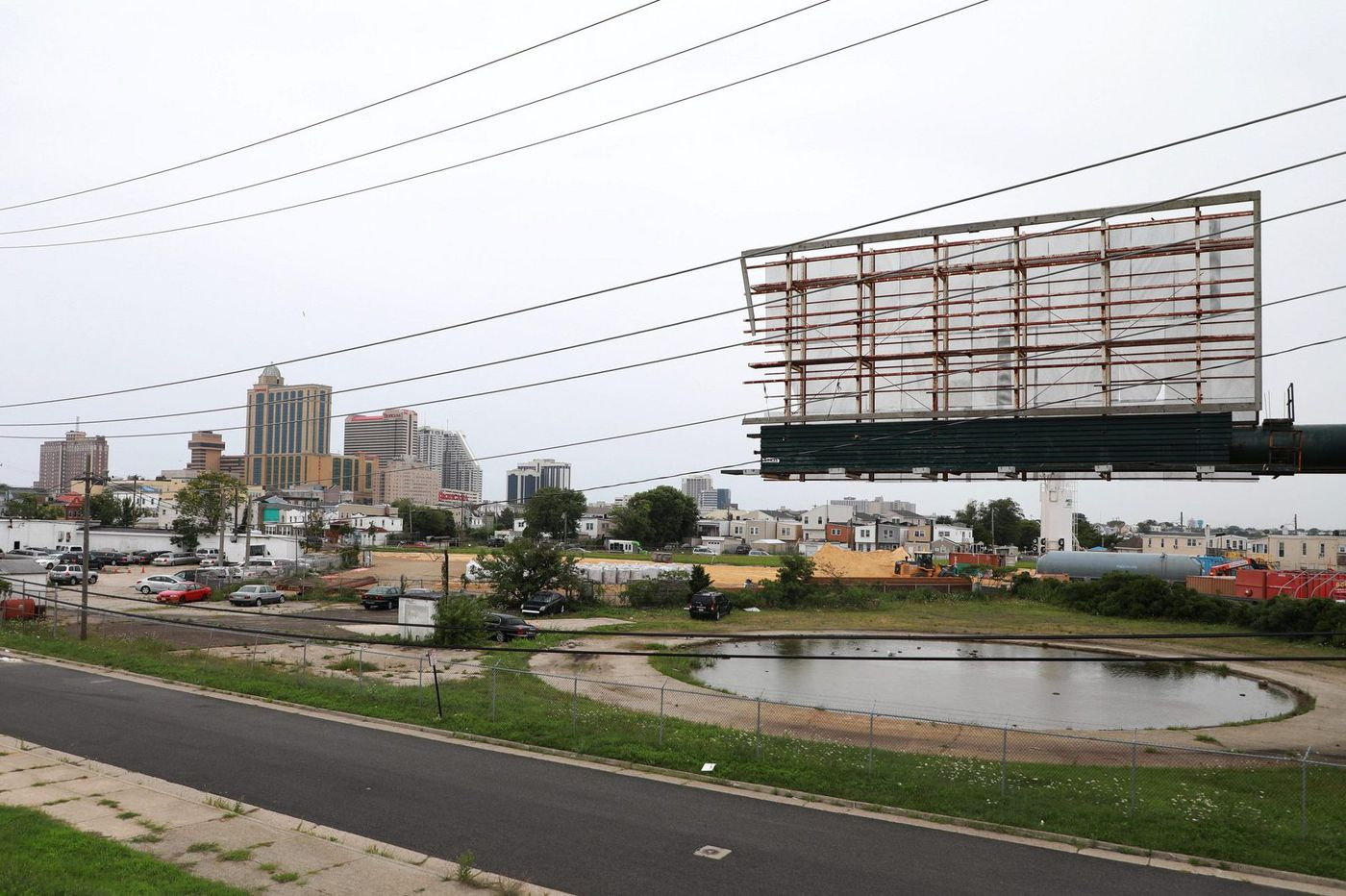 In rare move, N.J. sues 6 polluters at once, including former Atlantic City fuel company