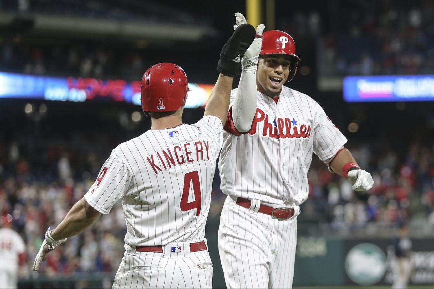Nick Pivetta throws seven shutout innings as Phils beat Braves