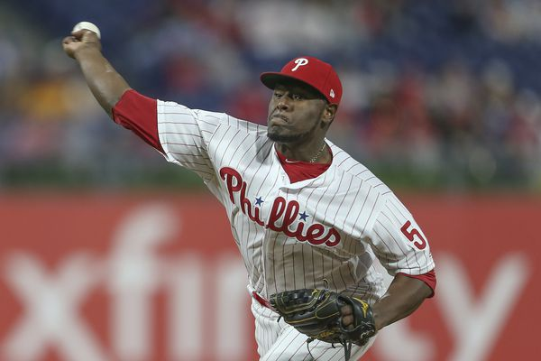 Phillies unconcerned that reliever Hector Neris' delivery violates any rules