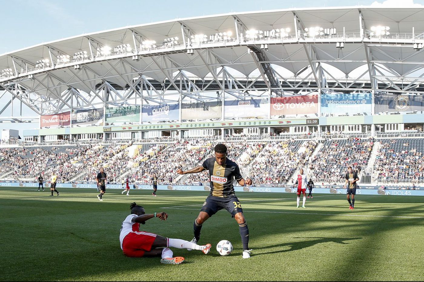 Union's handling of Giliano Wijnaldum, Keegan Rosenberry a lesson in player development