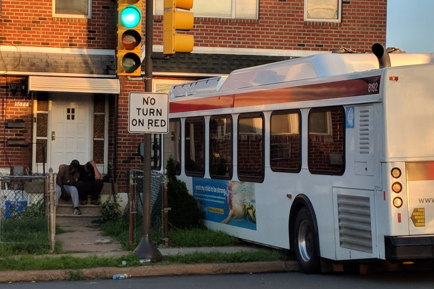Police ID man killed when SEPTA bus crashed into home, investigation continues
