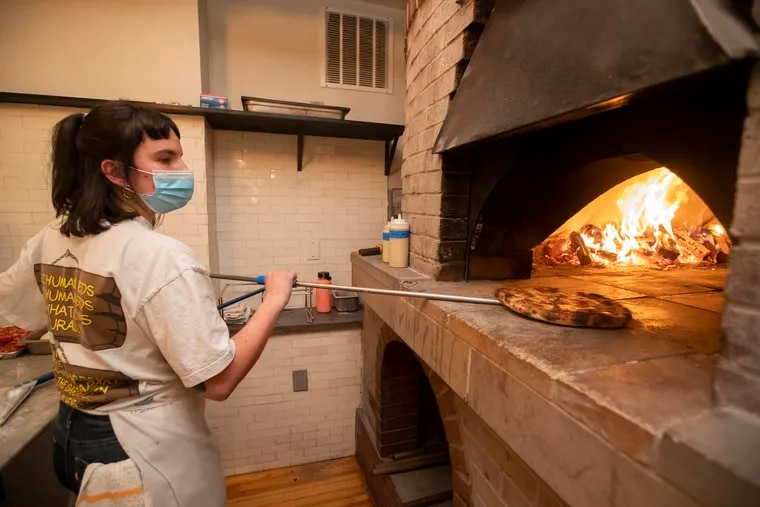 Sally is destined to become a more complete restaurant experience than takeout-centric Pizzata, and not strictly Italian, with seasonal small plates