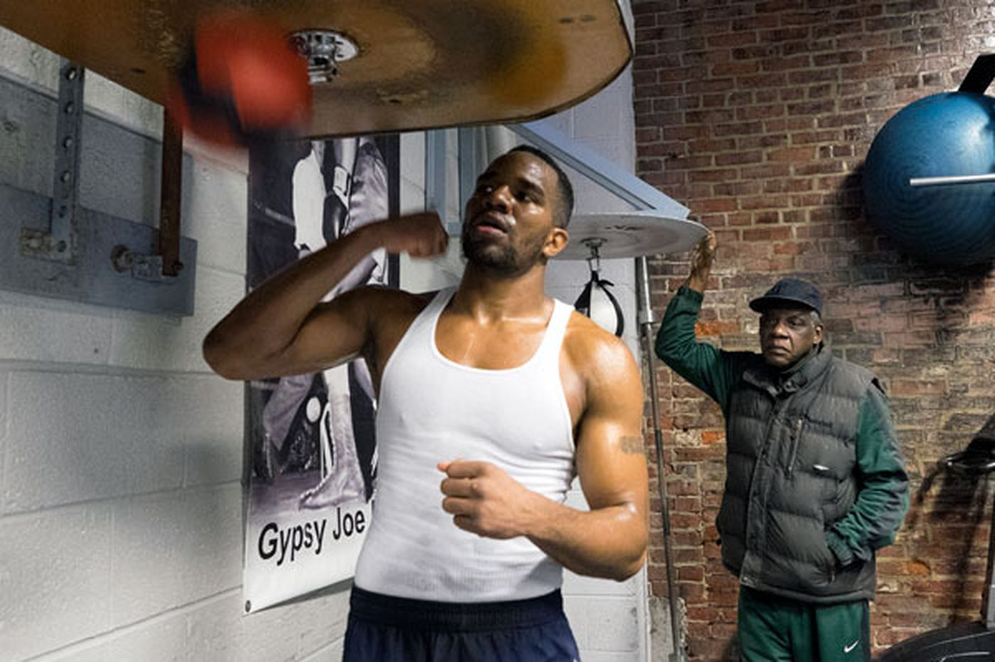 Together, North Philly father and son eye boxing crown