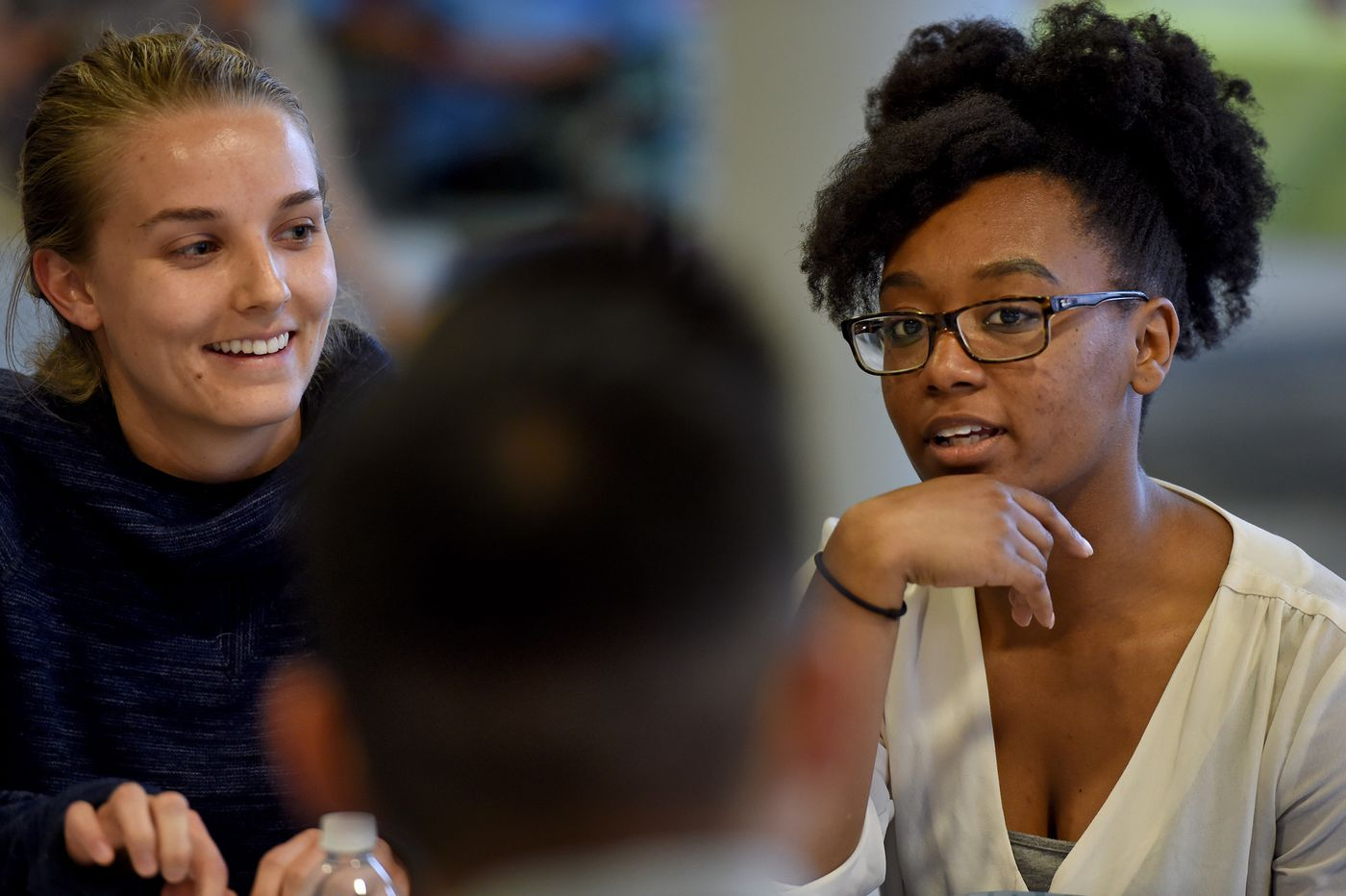 Citywide table talks designed to bring Philadelphians together   Opinion