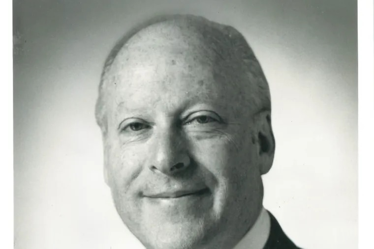 Joseph M. Segel, founder of QVC and The Franklin Mint.
