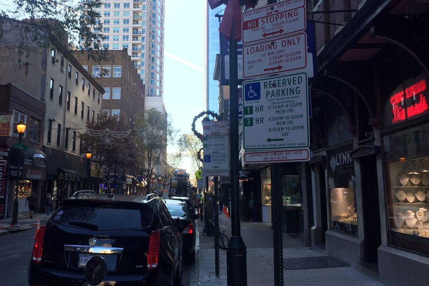 Where to park in Philadelphia