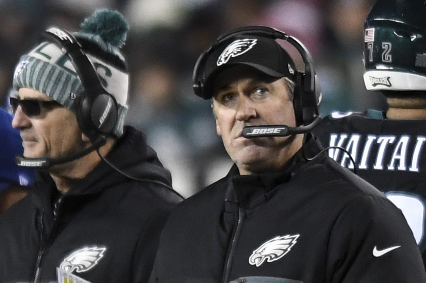 Eagles-Raiders: What we learned