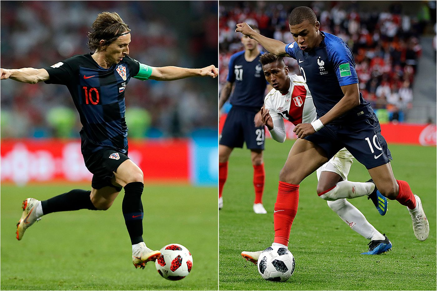 World Cup final 2018: France-Croatia time, TV and streaming info