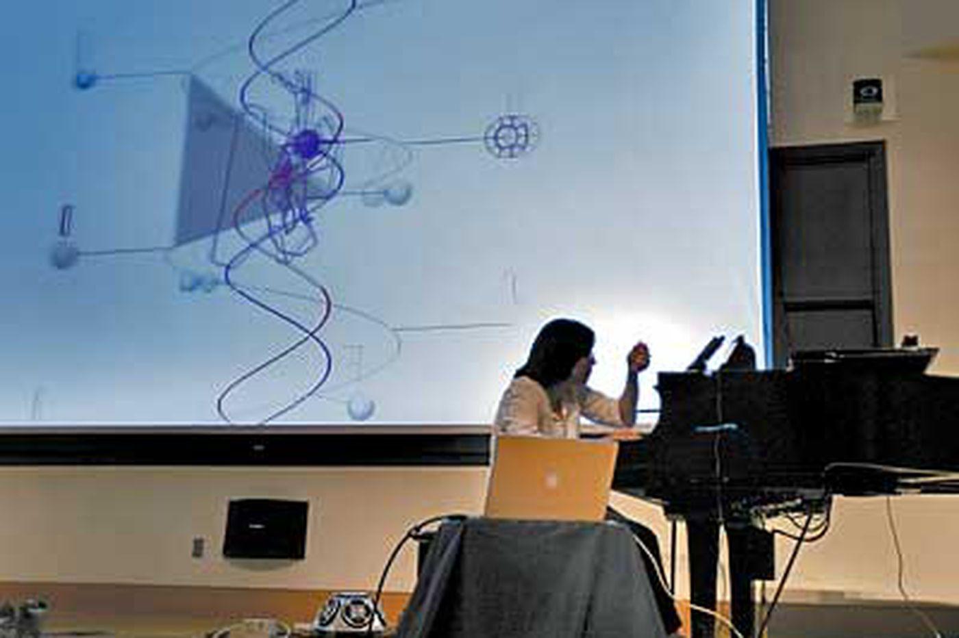 Analyzing music the digital way