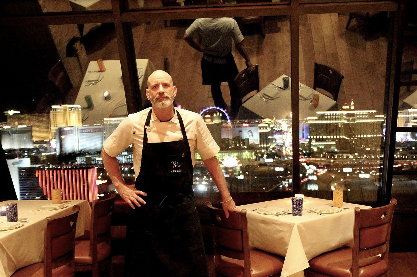 Vetri, Las Vegas: A Philly chef's next gambit