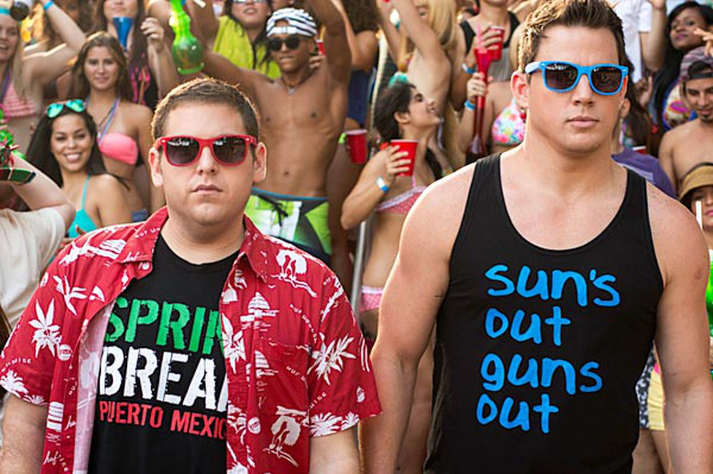'22 Jump Street': Different address, same numbskulls
