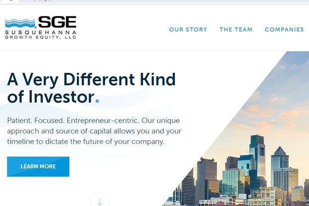 Susquehanna Growth Equity fund backs Philly tech scene