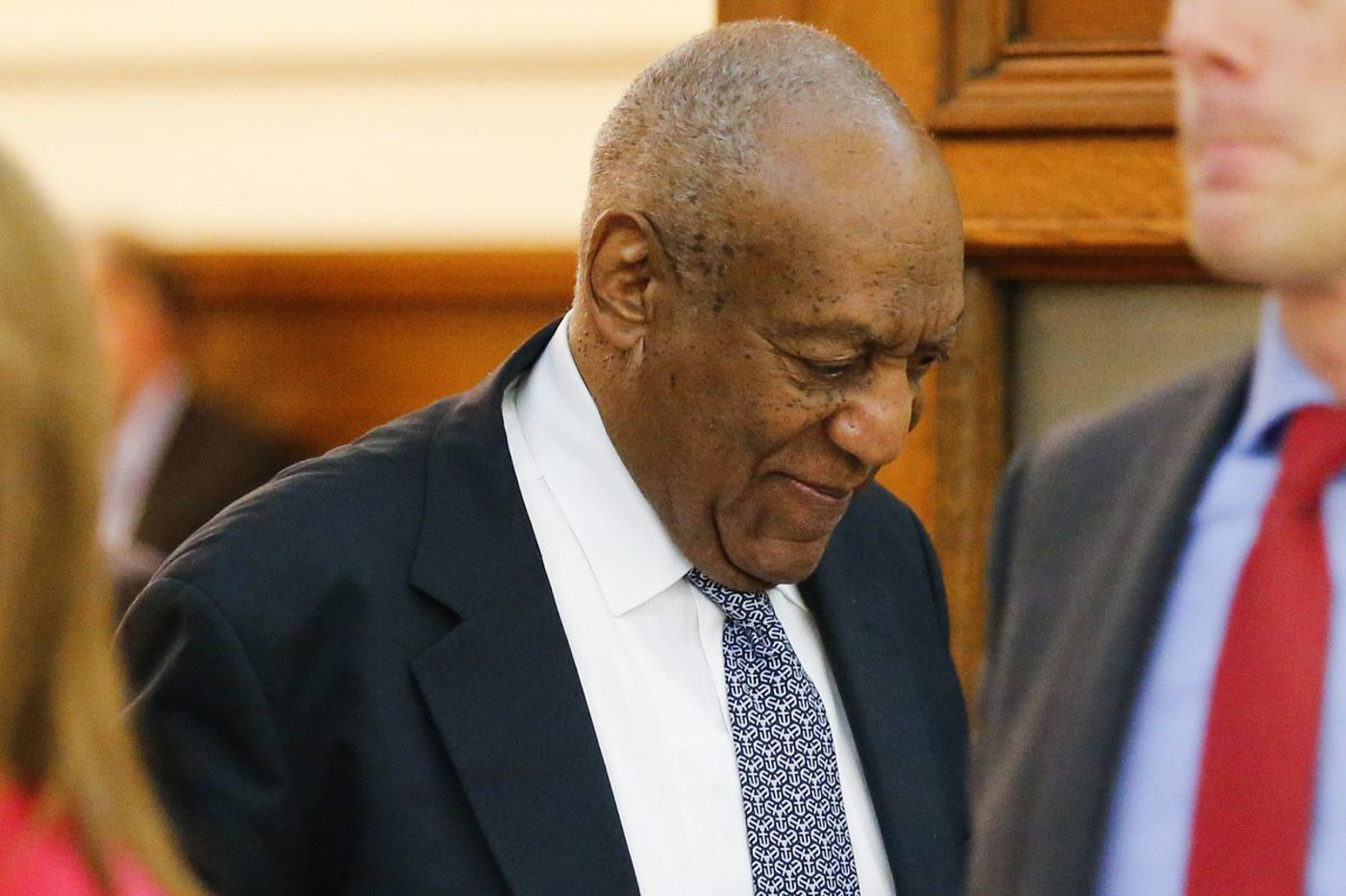 After weeklong trial, Cosby case goes to the jury