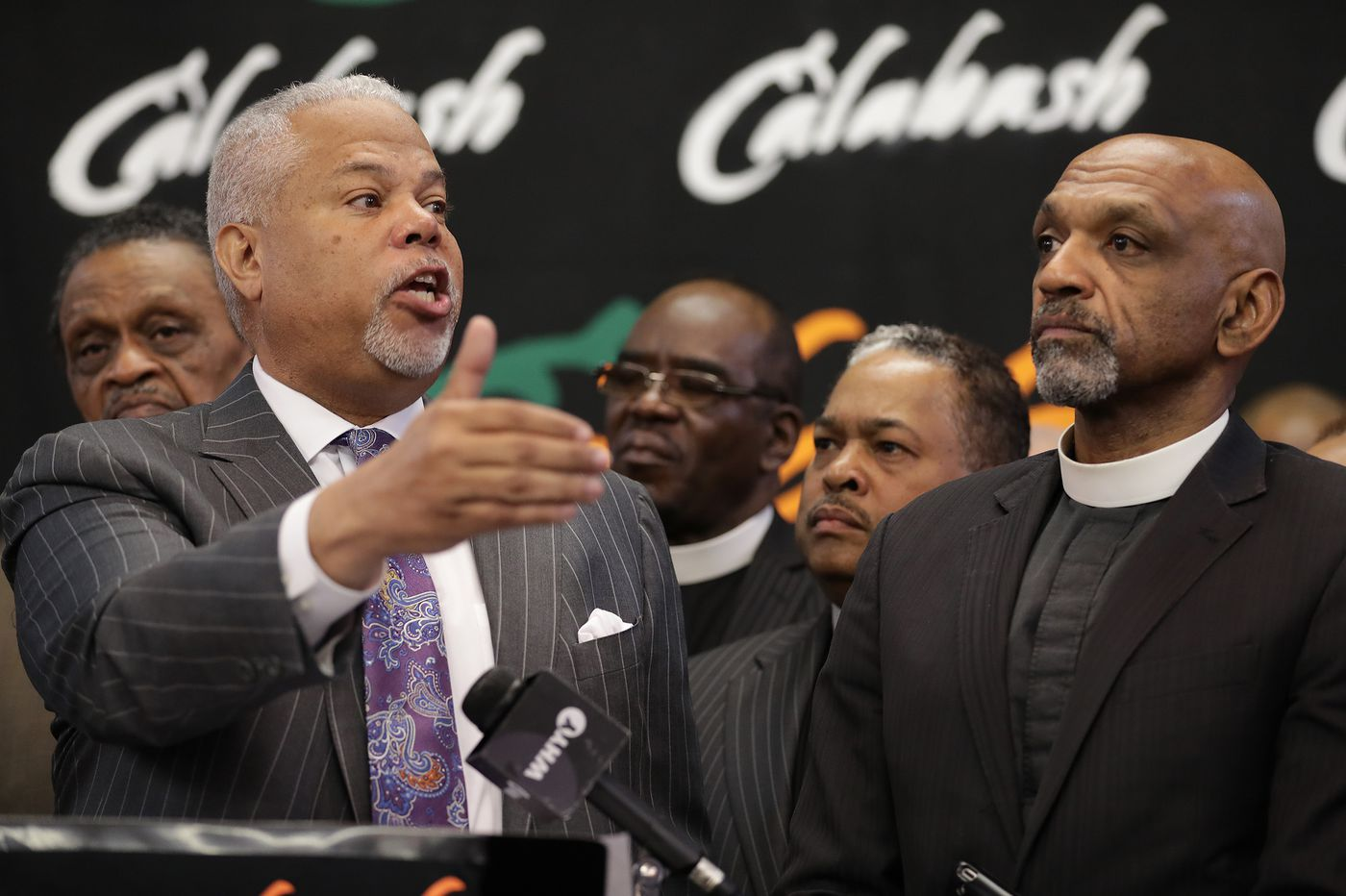 Philly's Black Clergy back State Sen. Anthony Hardy Williams, citing disappointment in Mayor Kenney