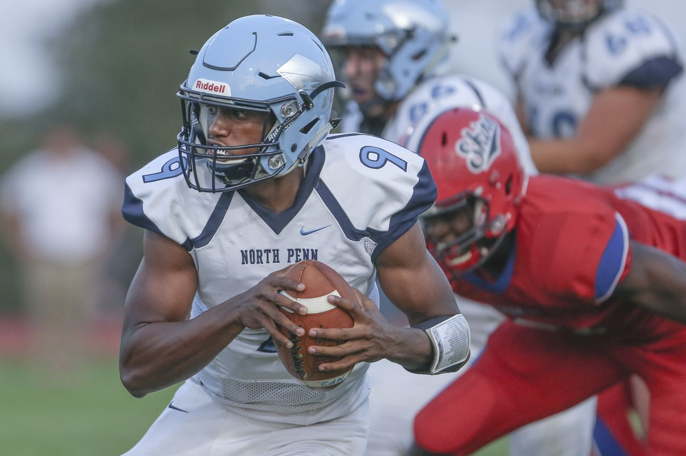 Friday's Southeastern Pa. football roundup: Ayoub Cherradi kicks North Penn past Council Rock South