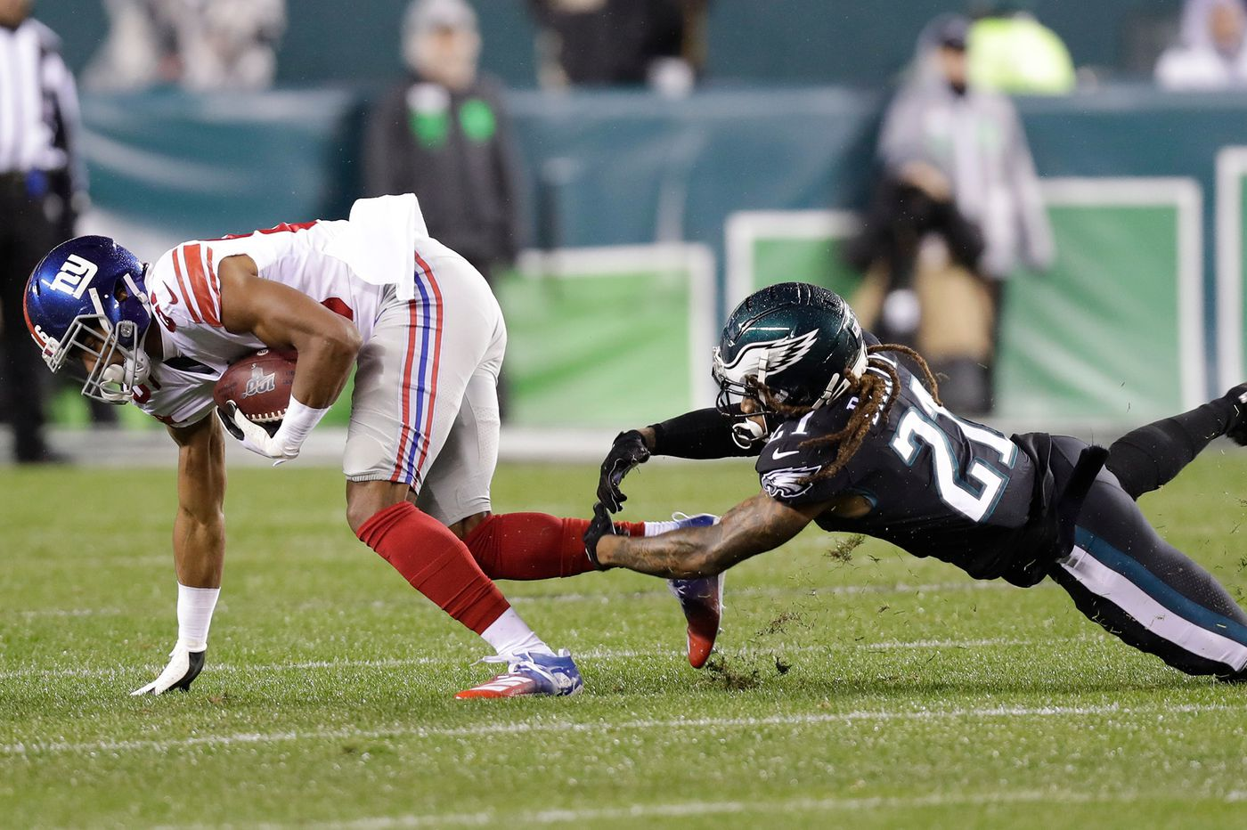 Eagles' talent problem at cornerback and wide receiver once again exposed | David Murphy