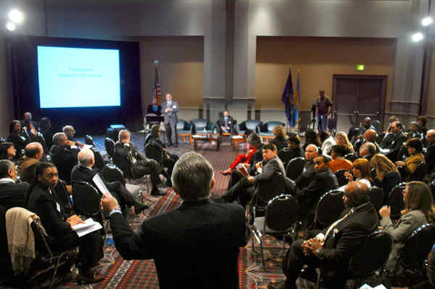 Economic ideas floated at local jobs summit