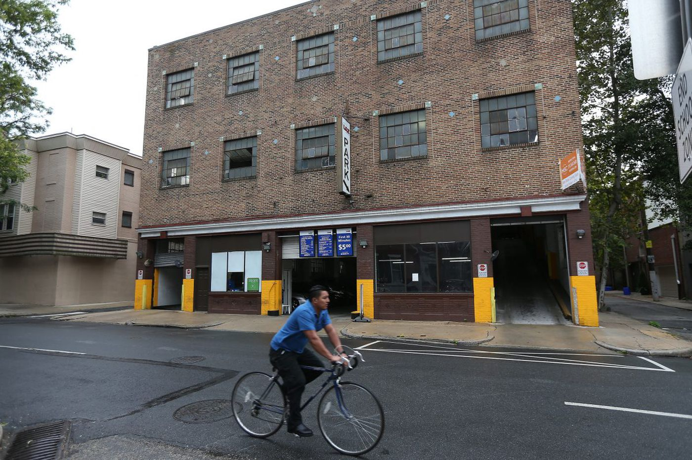 Why Center City parking garages are disappearing