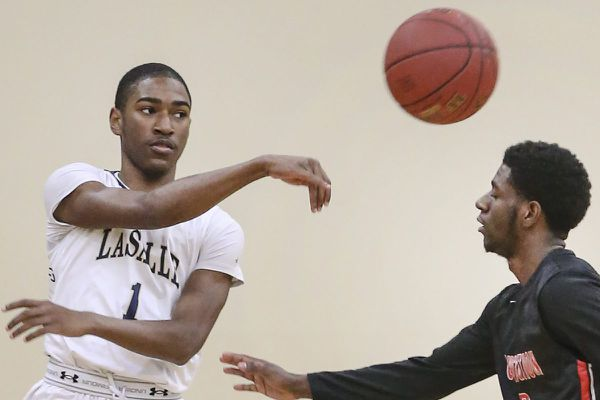 Recruiting: La Salle senior Allen Powell knows he's good and can't wait for college coaches to notice