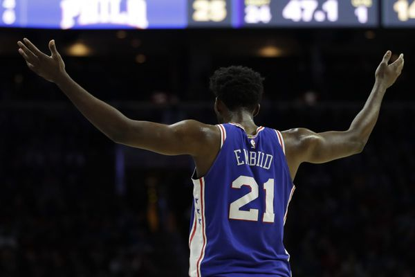 Sixers-Blazers observations, 'best' and 'worst' awards: Joel Embiid, C.J.McCollum and Portland missing their first 13 shots