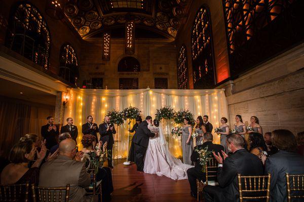 Philadelphia weddings: Alexa Rae Liccio and Frank Scherer