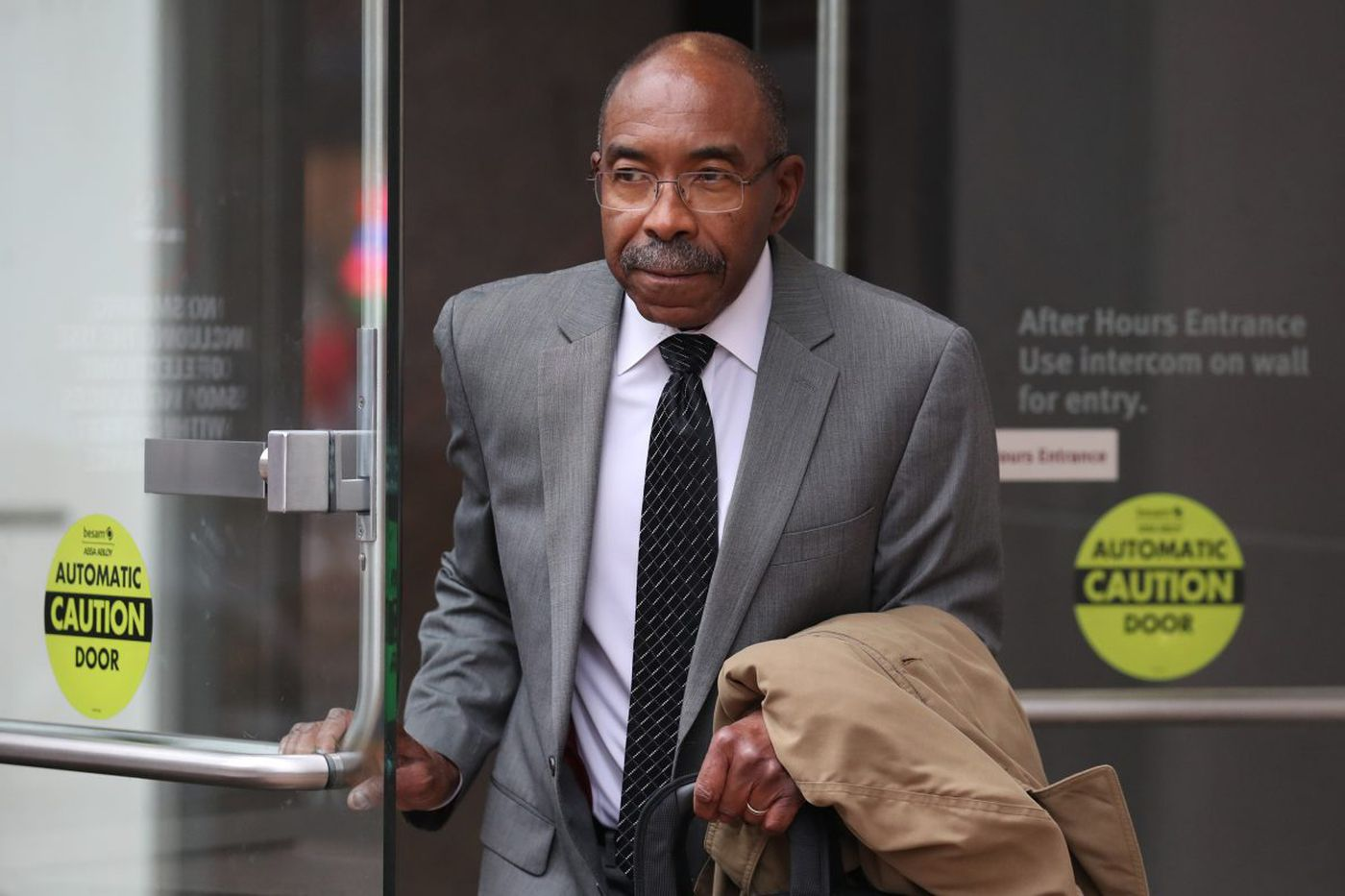 Feds will retry former Philly Sheriff John Green