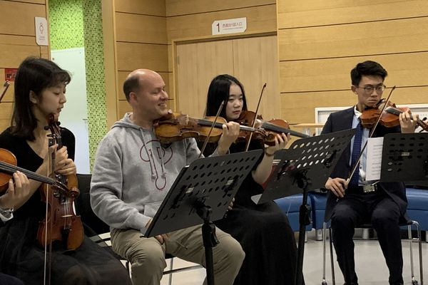 Despite U.S.-Beijing tensions, Philadelphia Orchestra expands musical ties in China | Trudy Rubin