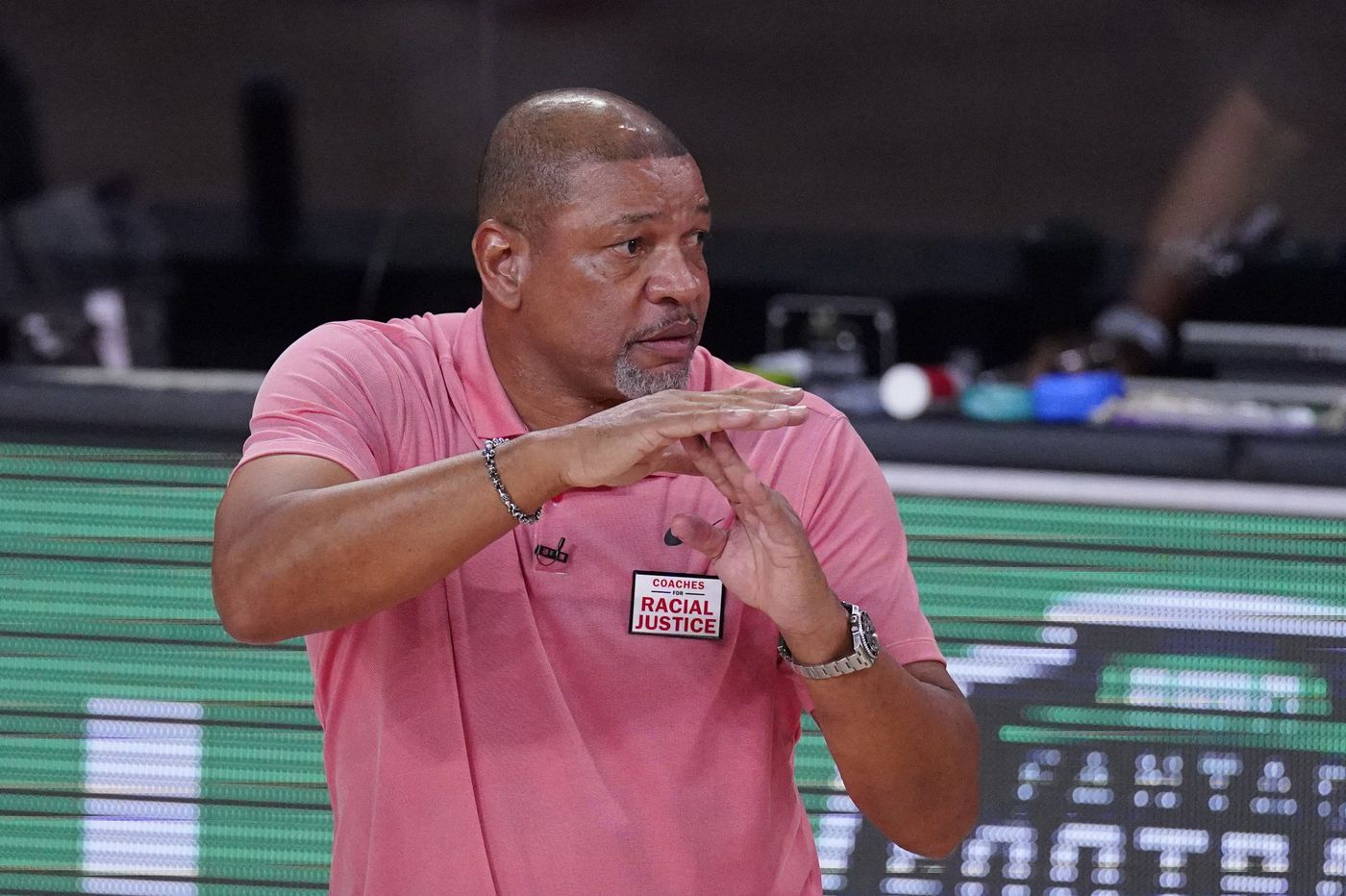 Report: Sixers expected to offer head-coaching job to Doc Rivers