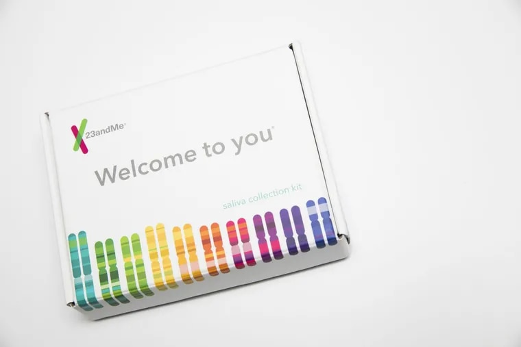 """Personal genetics company 23andMe is offering BRCA gene mutation testing as part of its """"health and ancestry"""" analysis."""