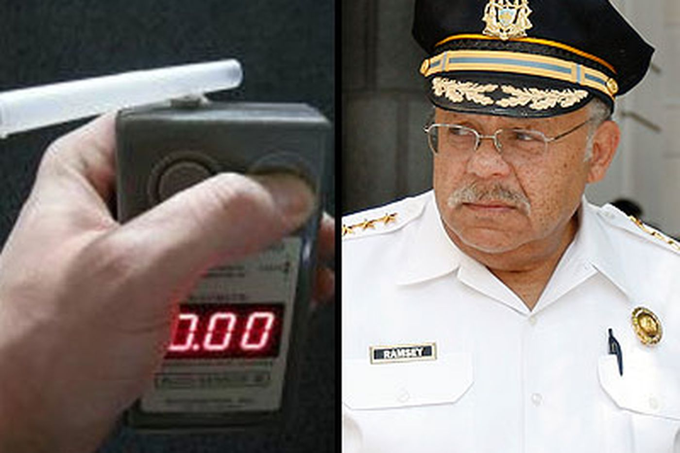 Phila. breath-test readings off for 1,147 cases