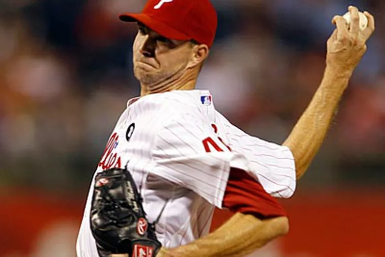 Will Ryan Madson re-sign with the Phillies? (Yong Kim/Staff Photographer)