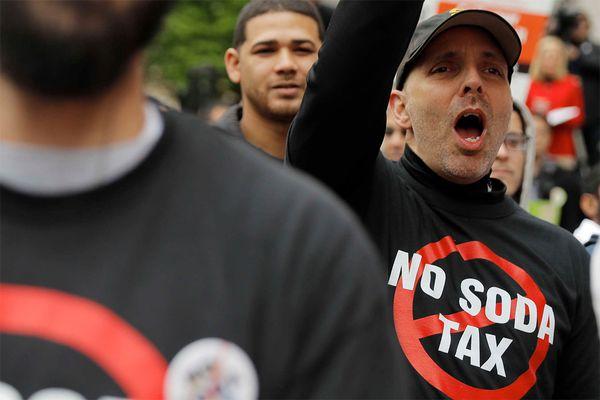 Letters: Soda tax - Job killer, community school provider