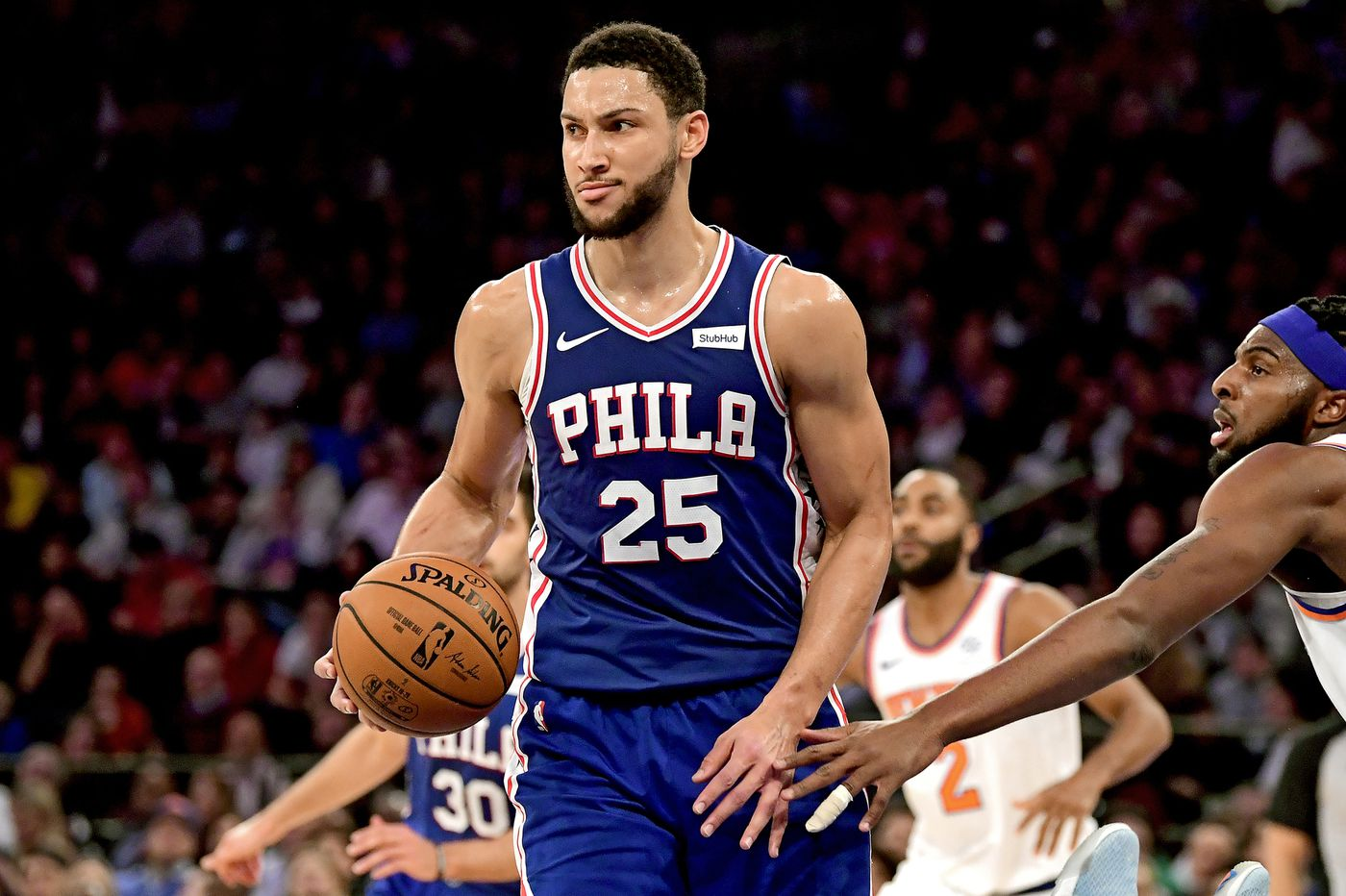 Sixers podcast: Discussing Ben Simmons, recent back-to-back and Monday's matchup vs. Utah Jazz
