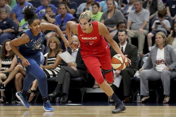 Elena Delle Donne wins second WNBA MVP award