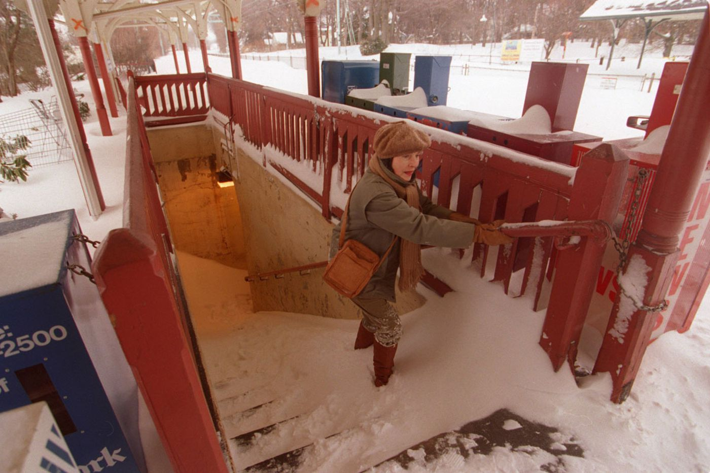 30.7 inches fell upon Philly 25 years ago, and snow hasn't been the same since