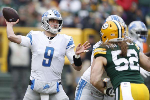 Can Eagles quarterback Carson Wentz avoid being the next Matt Stafford?   Bob Ford